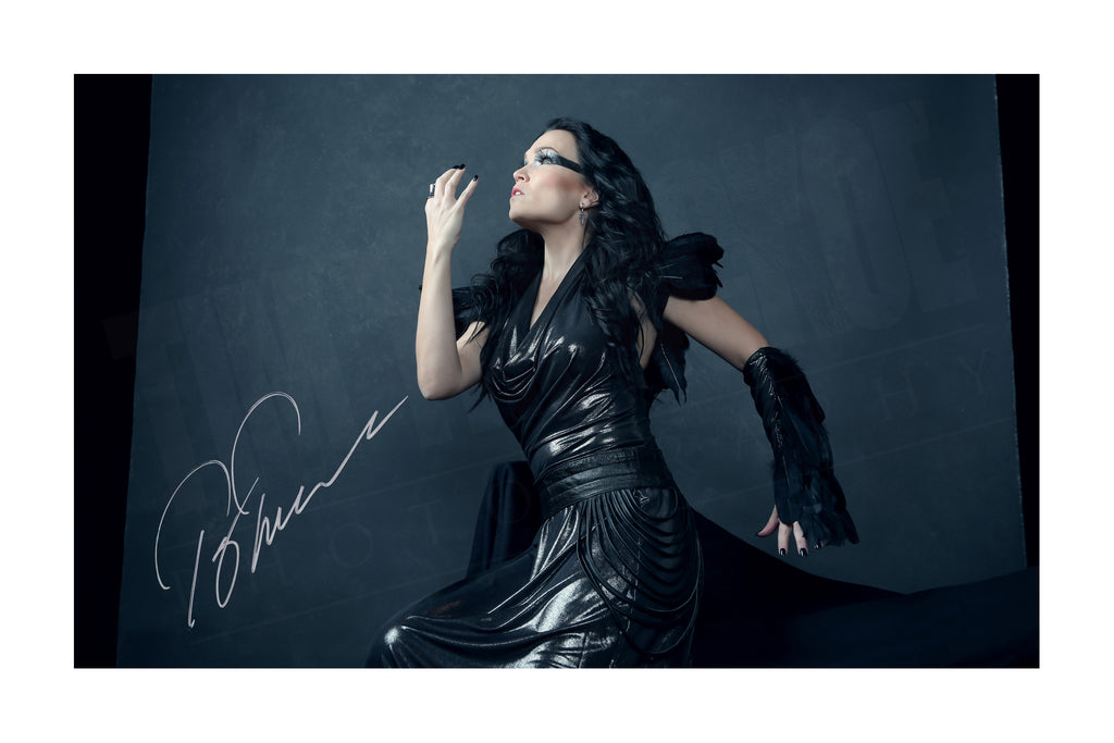 Tarja Turunen - Love to Hate print