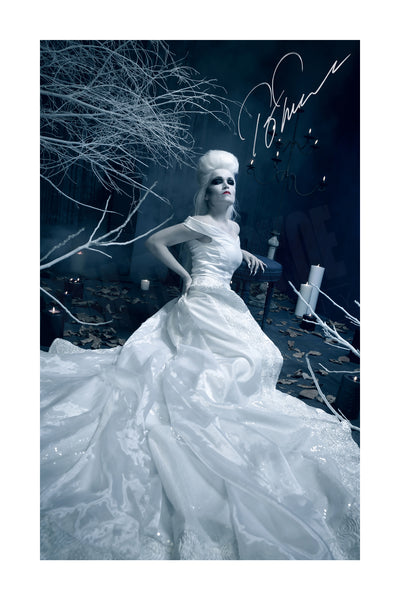Tarja Turunen - Ghosts print