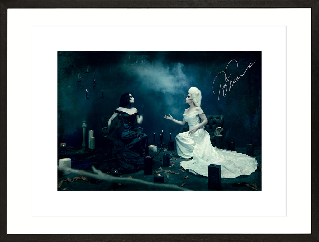Tarja Turunen - From Spirits and Ghosts framed signed print