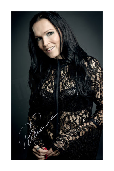 Tarja Turunen - Neverlight print