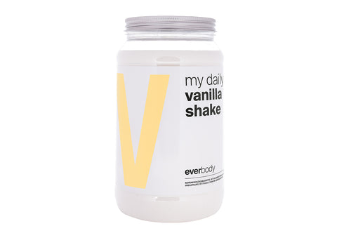 Image of my daily shake
