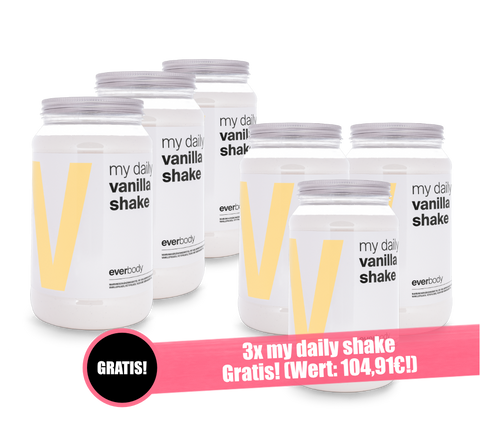 Image of Aktionsangebot: my daily Shake Geschmack: Vanille