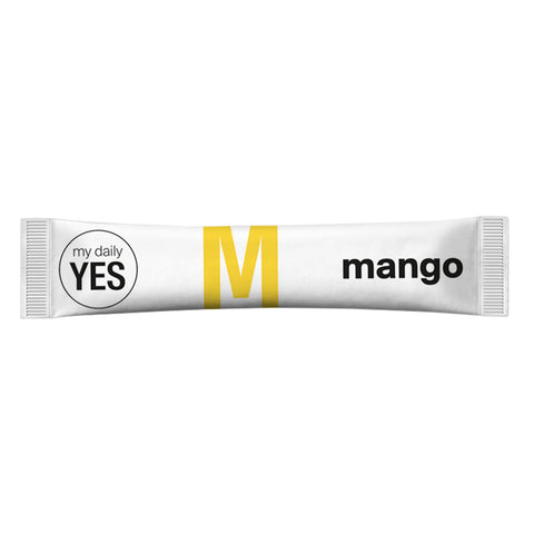 my daily YES - Heißhungerstick Mango