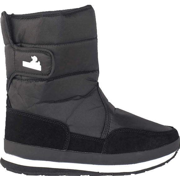 Nylon Suede Solid - Black - RubberDuck.com