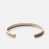 Miansai-Singular Cuff Matte Brass-Jewellery-102-0230-THE UNIT STORE