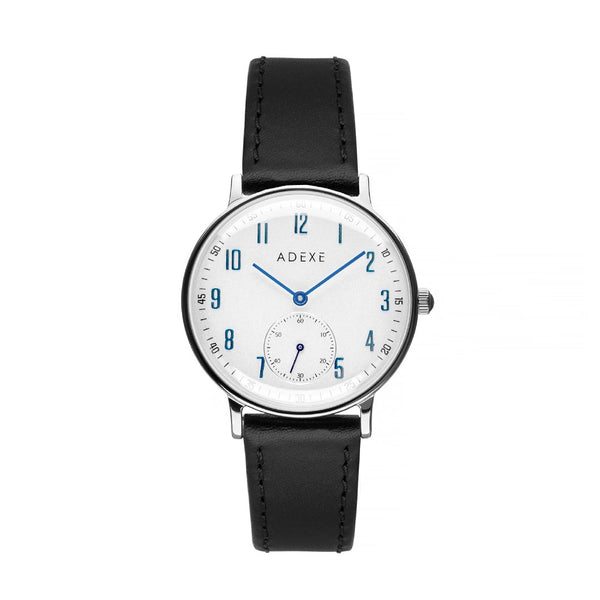 ADEXE-1L45 / S.S / Silver Matt / Black-Watch-2043C-02-THE UNIT STORE