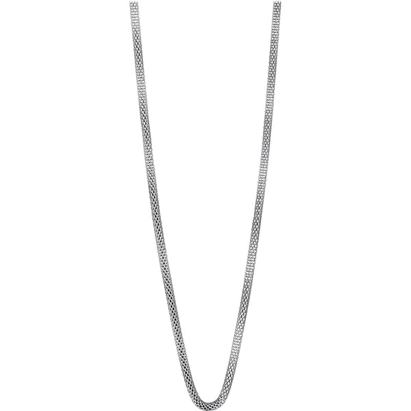 Bering-Arctic Symphony / Silver / Necklace / 45cm-Jewellery-423-10-450-THE UNIT STORE