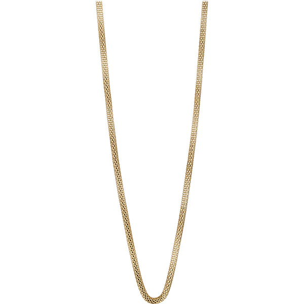 Bering-Arctic Symphony / Gold / Necklace / 45cm-Jewellery-423-20-450-THE UNIT STORE