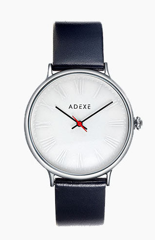 2035 / Black / Black / Black__ADEXE_Watch_THE UNIT STORE