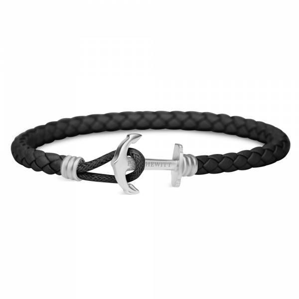 Anchor PHREP Lite Stainless Steel Black__Paul Hewitt_Jewellery_THE UNIT STORE