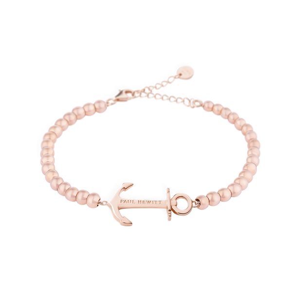 Paul Hewitt-Bracelet Anchor Spirit Steel IP Rose Gold-Jewellery-PH-ABB-R-S-THE UNIT STORE