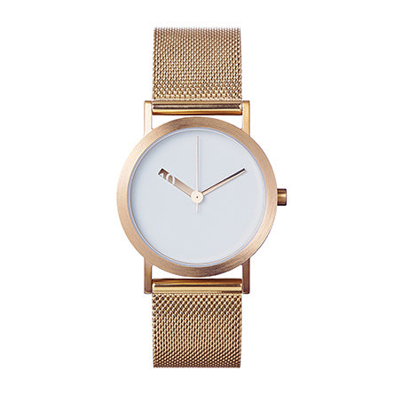 Normal Timepieces-Pink Gold Finish-Watch-EN10-M18RG-THE UNIT STORE
