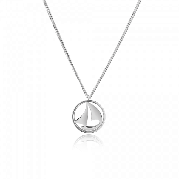 Paul Hewitt-Necklace Sail Away Stainless Steel-Jewellery-PH-N-B-S-THE UNIT STORE