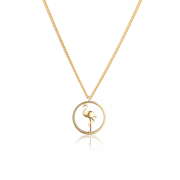 Paul Hewitt-Necklace Tropicool IP Gold-Jewellery-PH-N-FLA-G-THE UNIT STORE