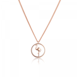 Paul Hewitt-Necklace Tropicool IP Rose Gold-Jewellery-PH-N-FLA-R-THE UNIT STORE