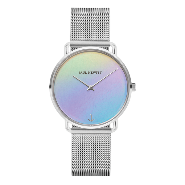 Watch Miss Ocean Line Holo Stainless Steel Mesh