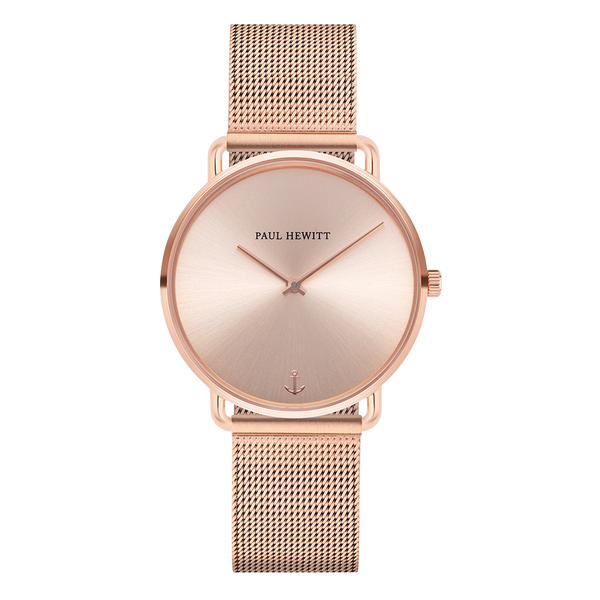 Watch Miss Ocean Line Rose IP RG Mesh IP RG