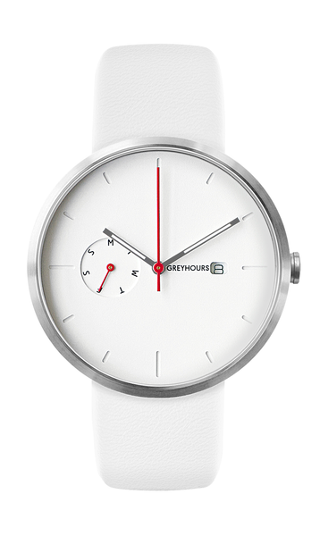 ESSENTIAL LIGHT HOURS Case WHITE Dial
