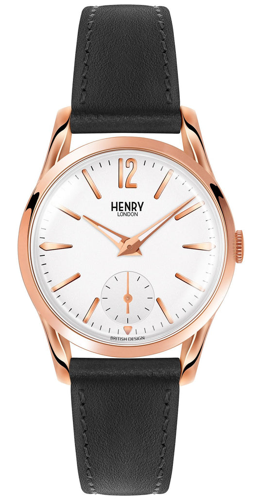 HENRY LONDON-Richmond - 30mm sub second strap-Watch-HL30-US-0024-THE UNIT STORE