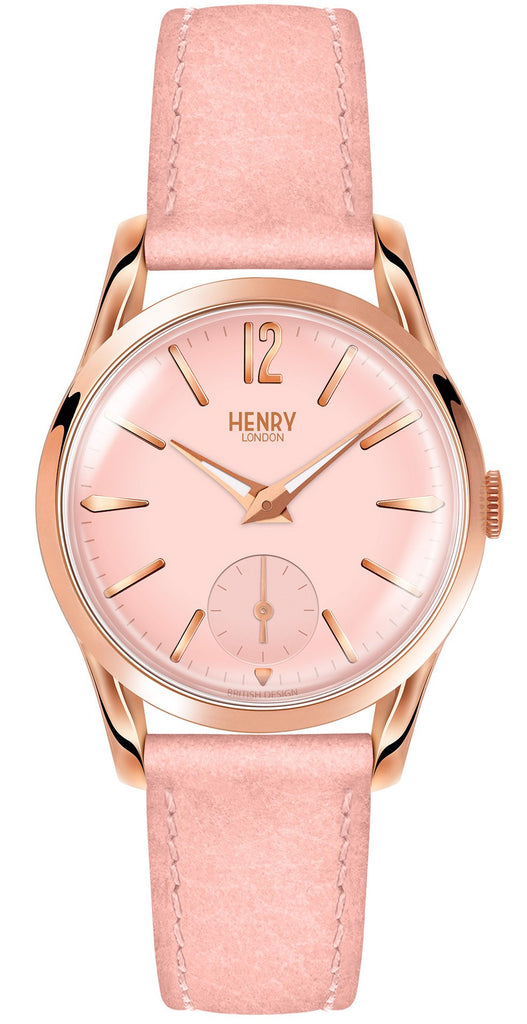HENRY LONDON-Shoreditch - 30mm sub second strap-Watch-HL30-US-0154-THE UNIT STORE