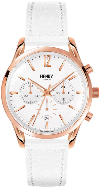 HENRY LONDON-Pimlico - 39mm chronograph strap-Watch-HL39-CS-0126-THE UNIT STORE