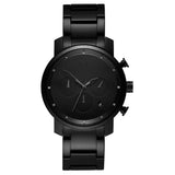 MVMT-Mens Chrono 40 Black Link 40 mm-Watch-D-MC02-BB-THE UNIT STORE