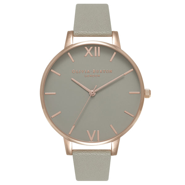 OLIVIA BURTON-Grey Dial Grey Dial & Rose Gold-Watch-OB15BD61-THE UNIT STORE