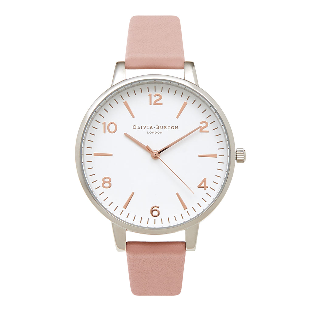 OLIVIA BURTON-Modern Vintage Dusty Pink, SIL & RG Mix-Watch-OB15MV43-THE UNIT STORE