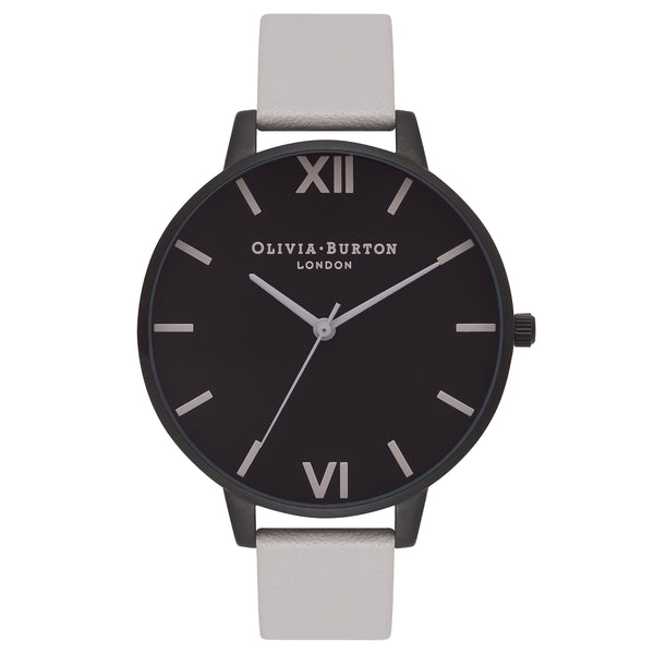 OLIVIA BURTON-After Dark Ip Black & Light Grey-Watch-OB16AD04-THE UNIT STORE