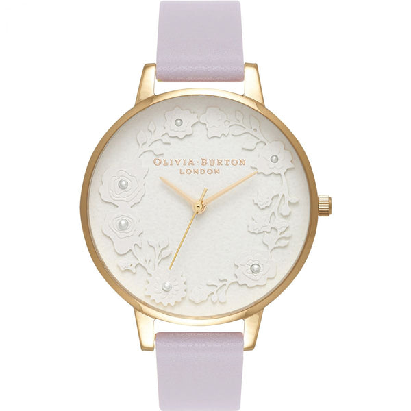 OLIVIA BURTON-Artisan Dial Parma Violet & Gold-Watch-OB16AR02-THE UNIT STORE