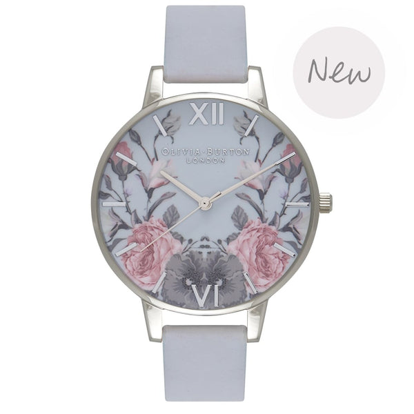OLIVIA BURTON-Power Of Three Chalk Blue & Silver-Watch-OB16EG73-THE UNIT STORE