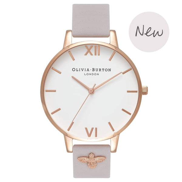 Embellished Strap Blush & Rose Gold__OLIVIA BURTON_Watch_THE UNIT STORE