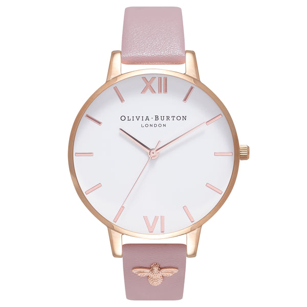 OLIVIA BURTON-Vegan Friendly Rose Sand & Rose Gold-Watch-OB16ES15-THE UNIT STORE