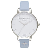 OLIVIA BURTON-Embellished Strap Chalk Blue & Silver-Watch-OB16ES16-THE UNIT STORE