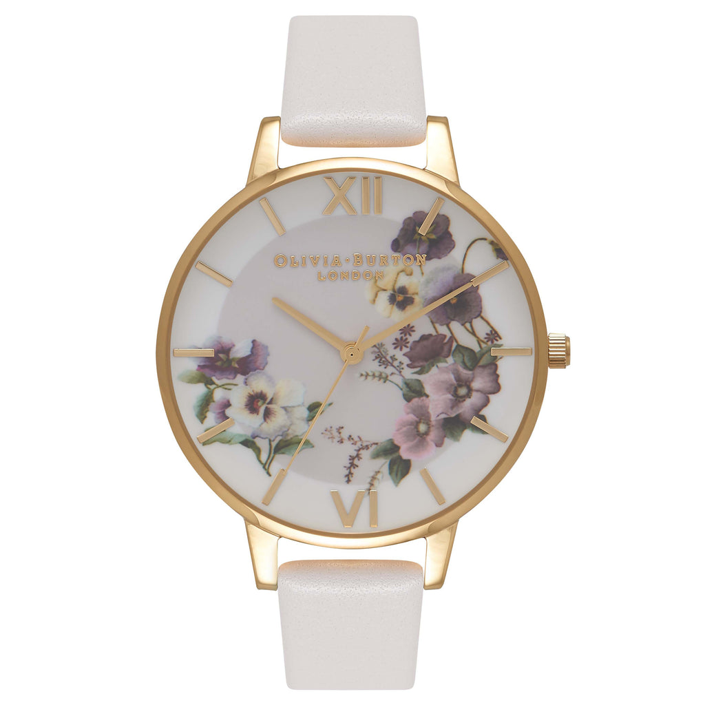 OLIVIA BURTON-Begin To Blush Blush Dial & Gold-Watch-OB16FS86-THE UNIT STORE