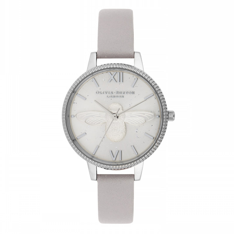 OLIVIA BURTON-Celestial Grey Lilac & Silver-Watch-OB16GD05-THE UNIT STORE