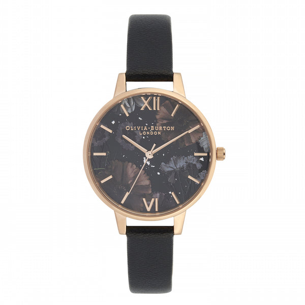 Celestial Black & Rose Gold__OLIVIA BURTON_Watch_THE UNIT STORE