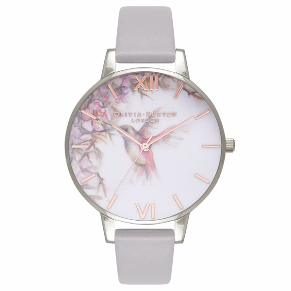 Painterly Prints Grey Lilac Silver Rose Gold__OLIVIA BURTON_Watch_THE UNIT STORE