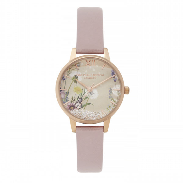 OLIVIA BURTON-The Wishing Watch Vegan Rose Sand & Rose Gold-Watch-OB16SG04-THE UNIT STORE