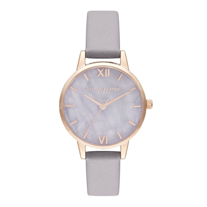OLIVIA BURTON-Midi Amethyst Lilac & Rose Gold-Watch-OB16SP17-THE UNIT STORE