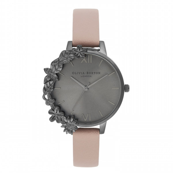 OLIVIA BURTON-Twilight Dusty Pink & Gunmetal-Watch-OB16TW06-THE UNIT STORE