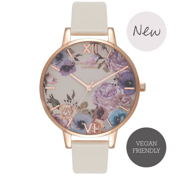 OLIVIA BURTON-Power Of Three Vegan Nude & Rose Gold-Watch-OB16VE07-THE UNIT STORE