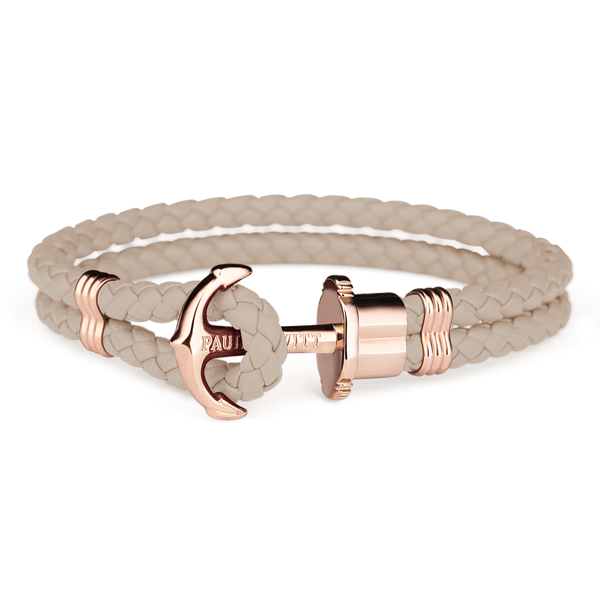 Paul Hewitt-Anchor PHREP IP Rose Gold Hazelnut-Jewellery-THE UNIT STORE