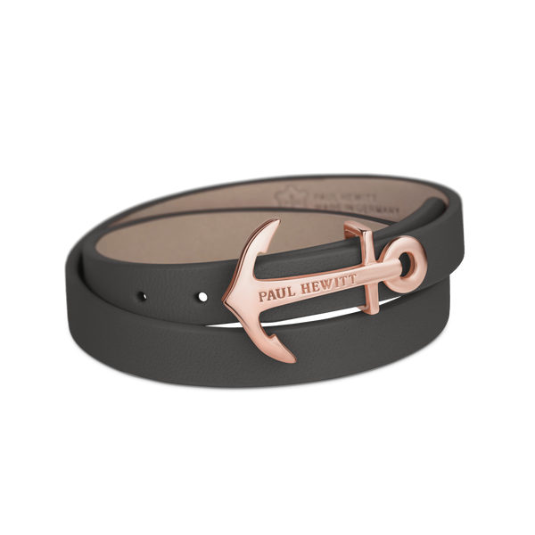 Paul Hewitt-NORTH BOUND IP Rose Gold Grey-Jewellery-THE UNIT STORE