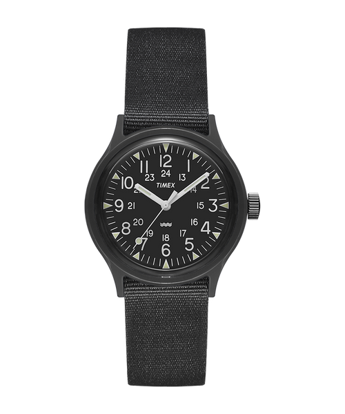 Timex-MK1 Archive / Black / Black / Black / 36mm-Watch-TW2R138-THE UNIT STORE