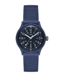 Timex-MK1 Archive / Black / Blue / Blue / 36mm-Watch-TW2R139-THE UNIT STORE
