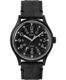 Timex-MK1 Steel / Black / Black / Black / 40mm-Watch-TW2R682-THE UNIT STORE