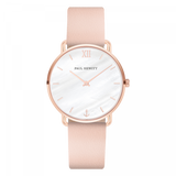 Paul Hewitt-Miss Ocean Line Pearl RG Leather Nude-Watch-PH-M-R-P-30S-THE UNIT STORE