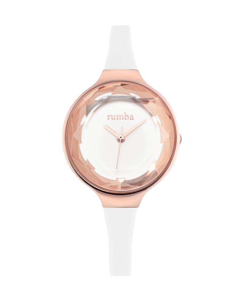 Rumba-Orchard Gem Silicone Crystal-Watch-15642-THE UNIT STORE