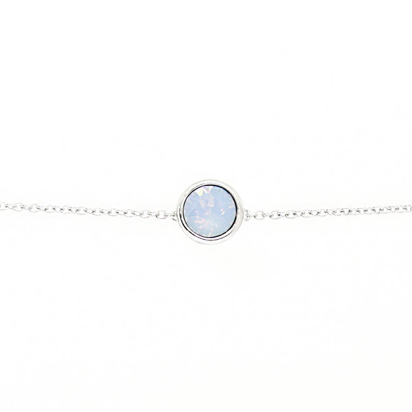 Cirque Poesie-Air Blue Bracelet Silver-Jewellery-CP-BR-AIR-S-00-THE UNIT STORE